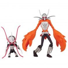 Figurine Tortues Ninja : Mutants de Shredder