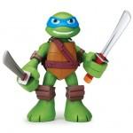 Figurine Tortues Ninja 15 cm : Leonardo