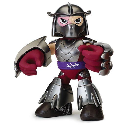 Figurine tortues ninja 15 cm schredder jeux et jouets - Mechant tortue ninja ...
