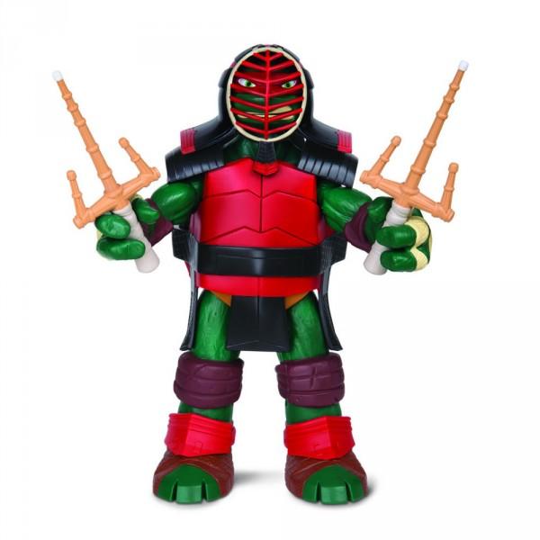 Figurine tortues ninja 25 cm dojo rapha l jeux et - Tortue ninja raphael ...