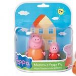 Figurines Maman Pig et Peppa