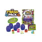 Figurines Trash Pack : Coffret de 5 personnages