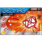 Geomag Color : 64 pièces