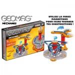 Geomag Mechanics : 86 pièces