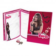 Journal intime Chica Vampiro rouge
