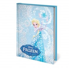 Journal intime lumineux La Reine des Neiges (Frozen)