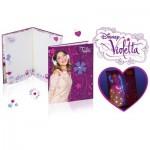 Journal intime lumineux Violetta