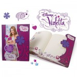 Journal intime magnétique Violetta