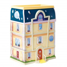 La maison de Caliméro + 1 figurine