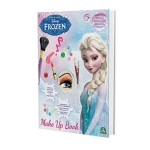 Livre de maquillage La Reine des Neiges (Frozen)