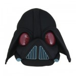 Peluche Angry Birds Star Wars 12 cm : Dark Vador