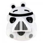 Peluche Angry Birds Star Wars 12 cm : Stormtrooper