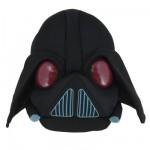 Peluche Angry Birds Star Wars 20 cm : Dark Vador