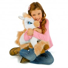 Peluche interactive Emotion Pets : Ma ponette Candy