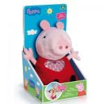Peluche musicale Peppa Pig : Peluche berceuse et lumineuse