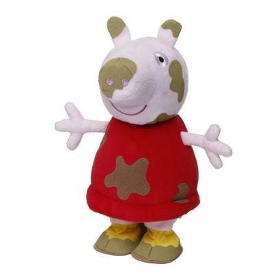 Peluche peppa pig saute dans la boue jeux et jouets giochi preziosi avenue des jeux - Fusee peppa pig ...