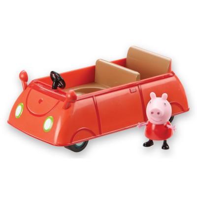 figurines peppa pig en vacances de giochi. Black Bedroom Furniture Sets. Home Design Ideas