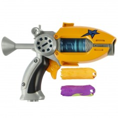 Pistolet Slugterra Basic blaster avec 2 slugs : Orange