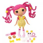 Poupée Lalaloopsy : Cheveux rigolos : Crumbs Sugar Cookie