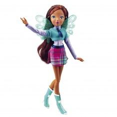 Poupée Winx : Fairy School : Aisha