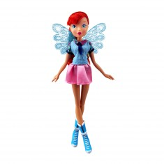 Poupée Winx : Fairy School : Bloom