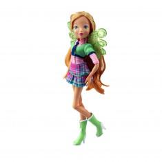 Poupée Winx : Fairy School : Flora