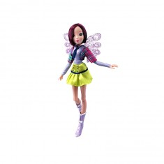 Poupée Winx : Fairy School : Tecna