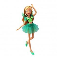 Poupée Winx Fairy Dance : Flora