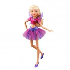 Poupée Winx Fairy Dance : Stella