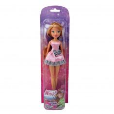 Poupée Winx Lovely Fairy : Flora
