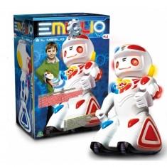 Robot radiocommandé : Mon premier robot Emiglio
