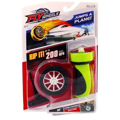 Roue avec lanceur Fly Wheels - Giochi-7186