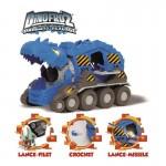 Véhicule à fonctions Dinofroz : Jurassic Truck