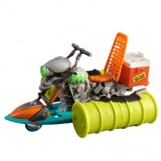 Véhicule pour figurine Tortues Ninja : Sewer Cruiser Scooter des mers