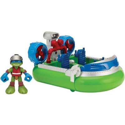 V hicule tortues ninja half shell heroes hovercraft - Vehicule tortue ninja ...