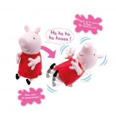 Peluche transformable popples 25 cm bubbles jeux et jouets spin master avenue des jeux - Fusee peppa pig ...