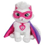 Peluche Chat Barbie Super Princesse