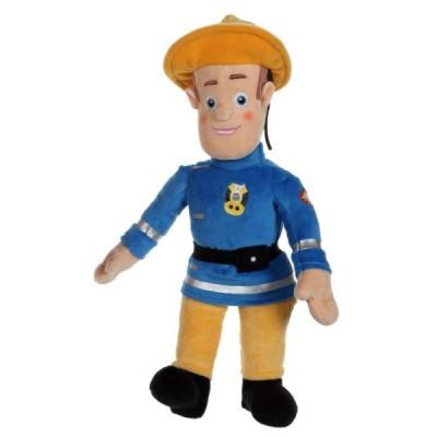 Peluche sam le pompier 20 cm jeux et jouets gipsy - Sam le pompier personnages ...