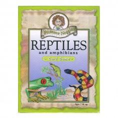 Jeu de societé : Professeure Caboche : Les reptiles et les amphibiens