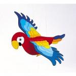 Mobile volant Perroquet