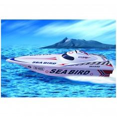 Bateau radiocommandé Sea Bird chasseur des mers