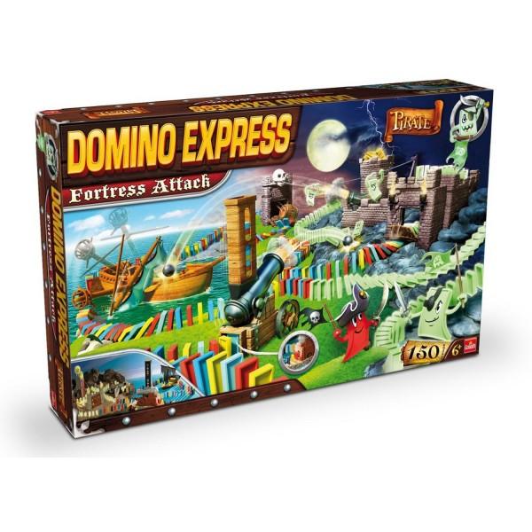 Domino Express Pirate : Fortress attack - Goliath-80880.004