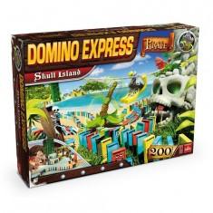 Dominos Express : Pirate : Skull Island