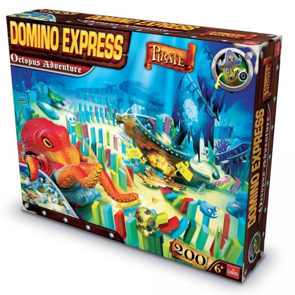 Dominos Express Pirate : Octopus Menace - Goliath-80960.004