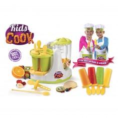 Kid's Cook : La Fabrique de sorbets