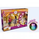 Kit de création de décoration Glamour Girl : Room & lampe déco