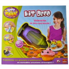 Let's Cook : Kit de décoration