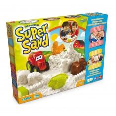 Moulage Super Sand : Ferme