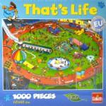 Puzzle 1000 pièces That's Life 1000 pièces : Sport