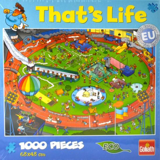 Goliath - Puzzle 1000 pièces That's Life 1000 pièces ...